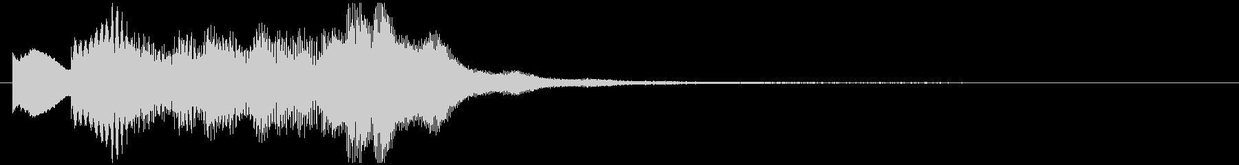 変化 理科の実験 ビブラホン 不思議の未再生の波形