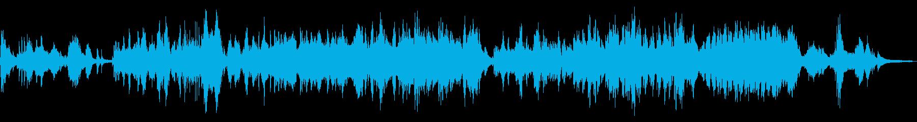 光と希望のテーマ-ピアノソロの再生済みの波形