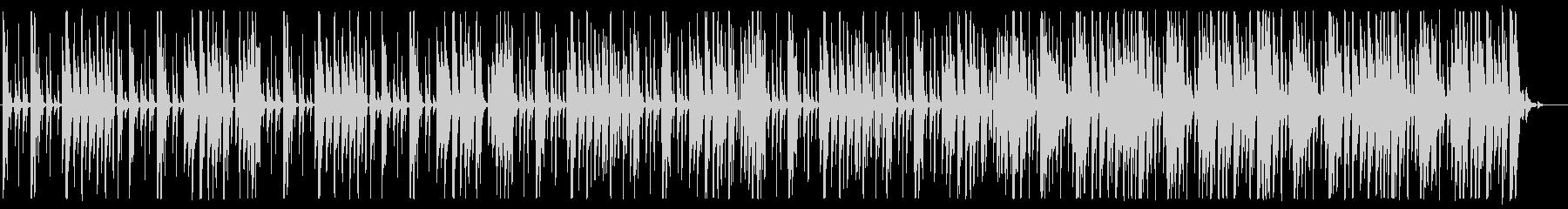 コミカル/ヒップホップ_No473_2の未再生の波形