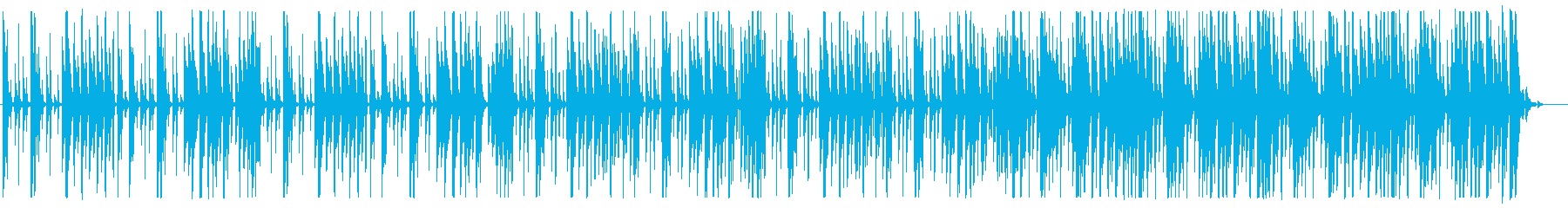 コミカル/ヒップホップ_No473_2の再生済みの波形