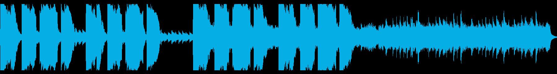 王道ファンタジーRPG 廃墟の再生済みの波形