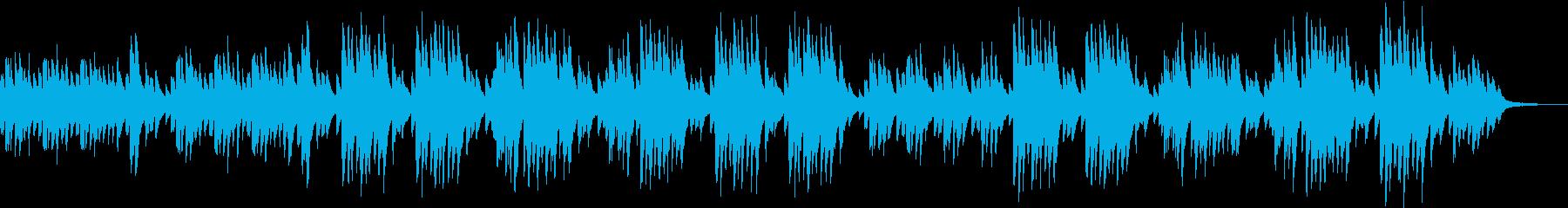 グノシェンヌ第一番/サティ【ピアノソロ】の再生済みの波形