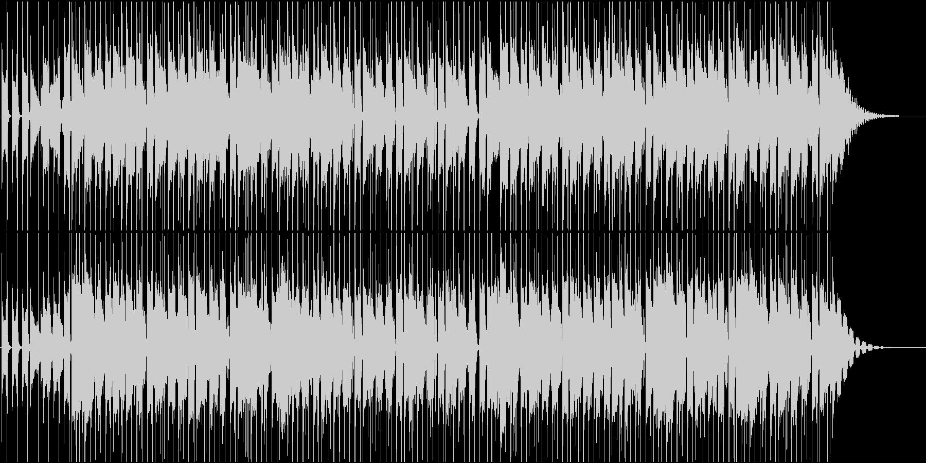 爽やか・海・ビーチ・ドライブ・風・ギターの未再生の波形