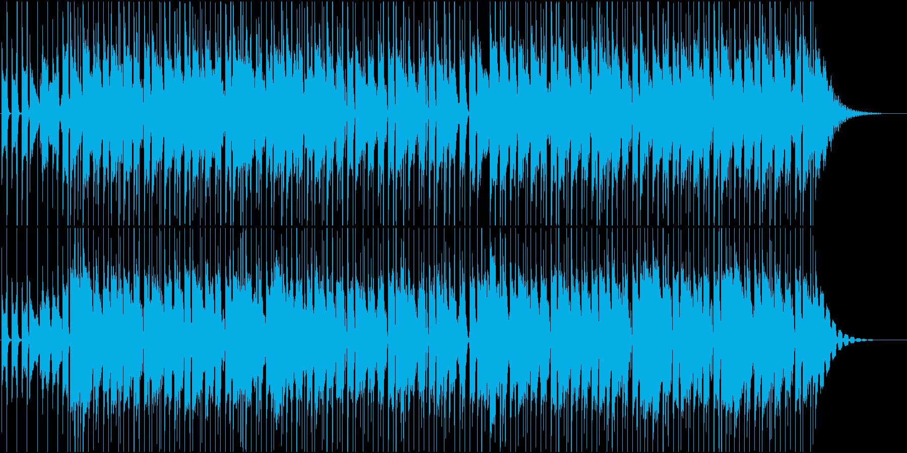 爽やか・海・ビーチ・ドライブ・風・ギターの再生済みの波形