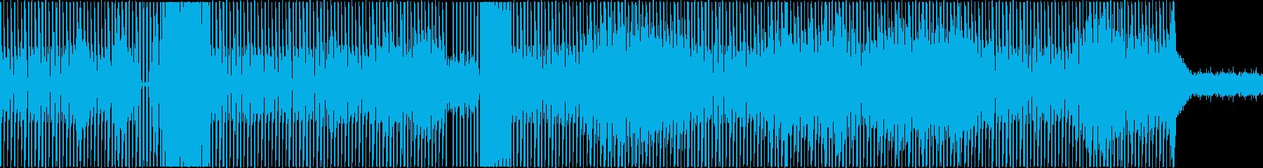 剥ぎ取られた、主な強調。の再生済みの波形