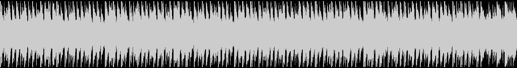 ポップパーティー(ループ-30秒)の未再生の波形