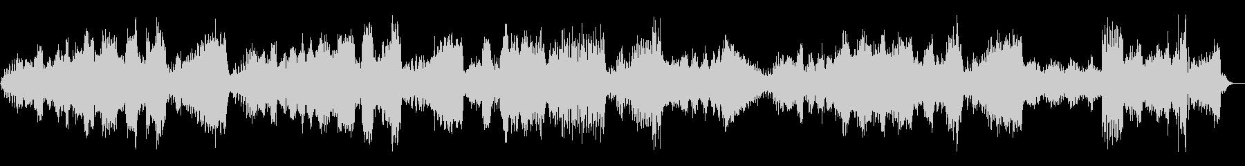 テンペスト 第三楽章 ベートーヴェンの未再生の波形