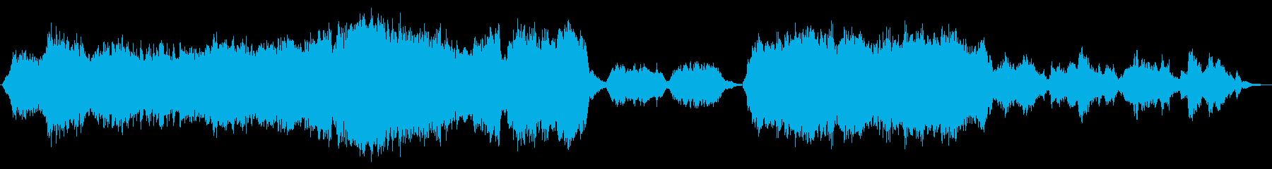 現代の交響曲 室内楽 クラシック交...の再生済みの波形