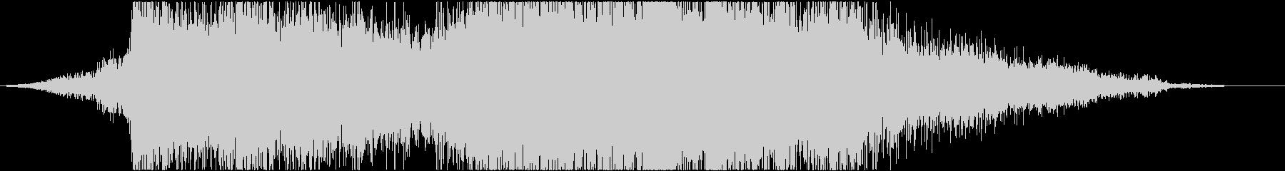 【爆発】 戦場_12 War Zoneの未再生の波形
