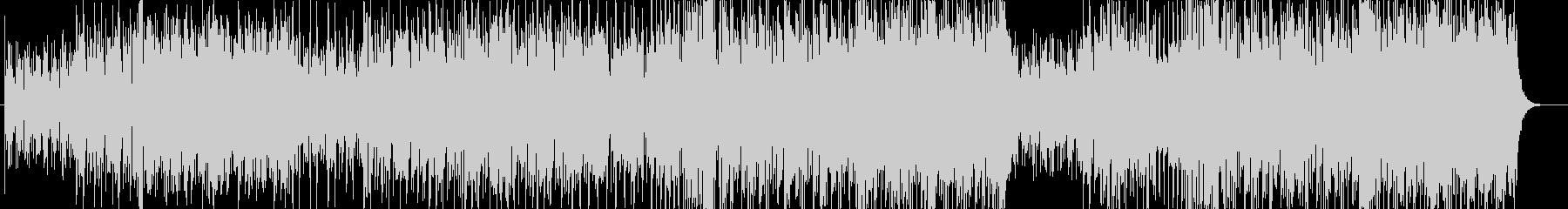 ワークアウト・モチベ/ミクスチャーEDMの未再生の波形