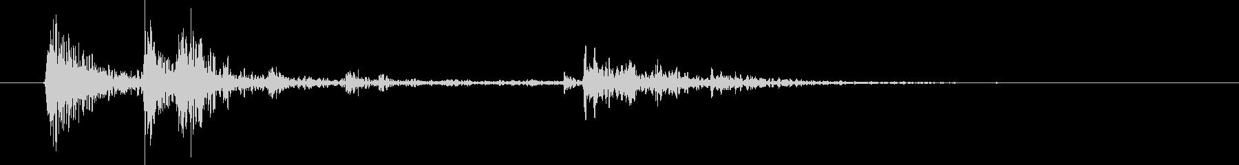ピックアップトラック:Ext:ライ...の未再生の波形