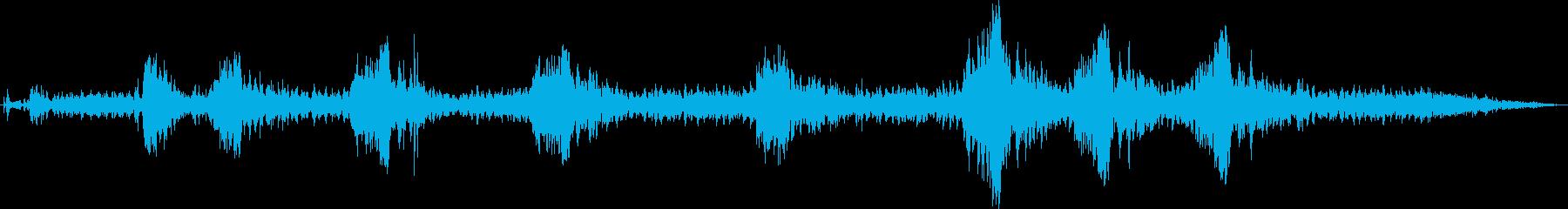 1933オースティン16:Ext:...の再生済みの波形