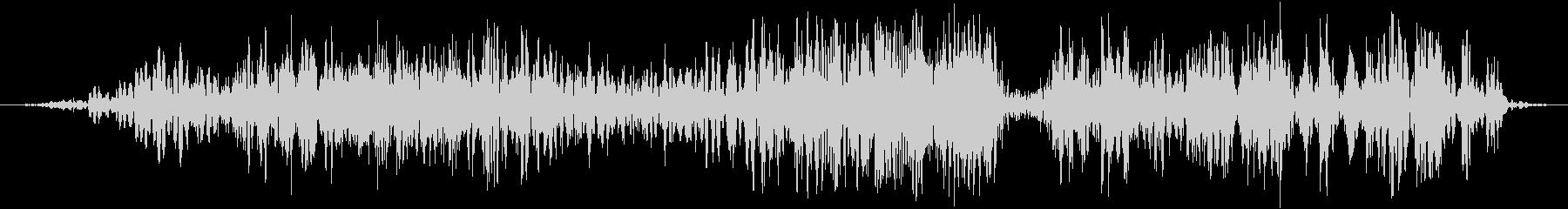 ビッググローヴァンパイア、オーガ、...の未再生の波形