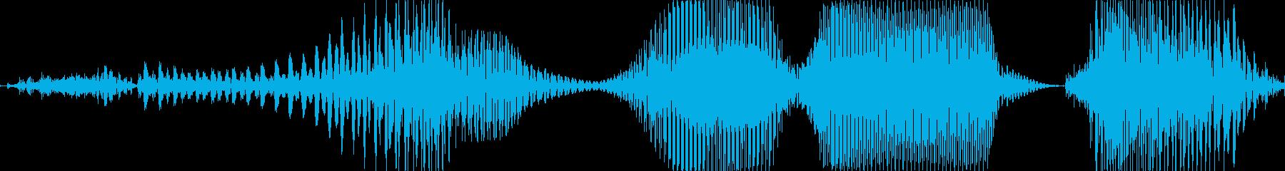コンプリート!の再生済みの波形