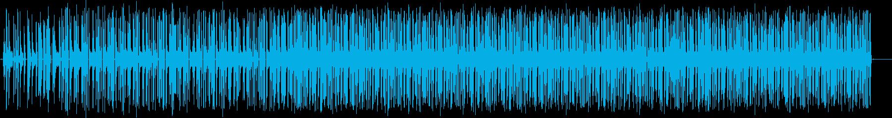 トーンランダムコンピューターの再生済みの波形