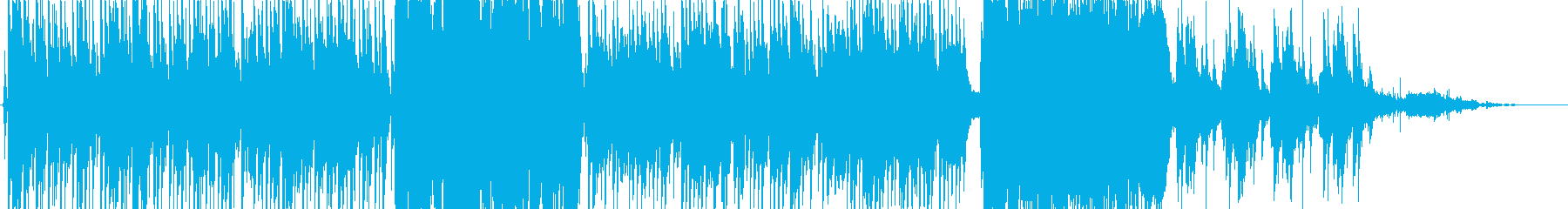 Fairytale song by female lolita voice's reproduced waveform