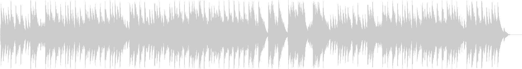 Andante Cantabile (music box)'s unreproduced waveform