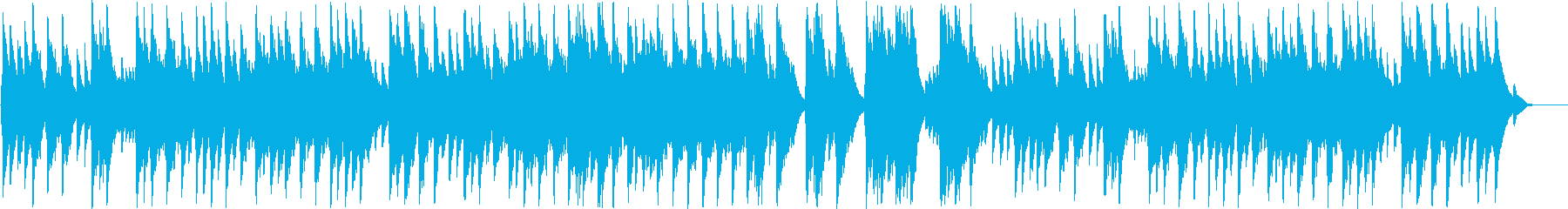 Andante Cantabile (music box)'s reproduced waveform