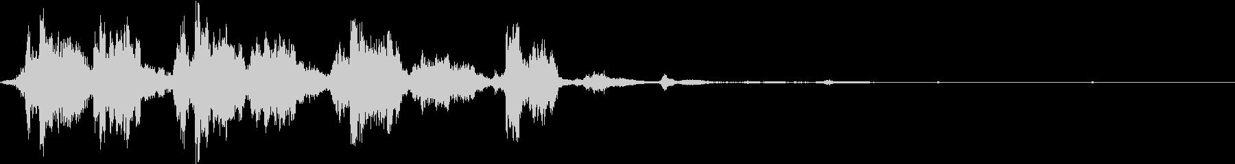 【ホラーゲーム】奇妙な悪循環の未再生の波形