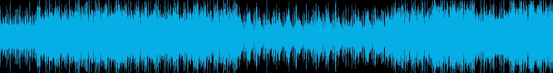 おだやか/琴/尺八/カラオケ/ループの再生済みの波形