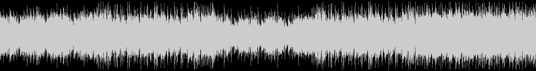 CM・ポジティブなシニア・ポップ・ループの未再生の波形
