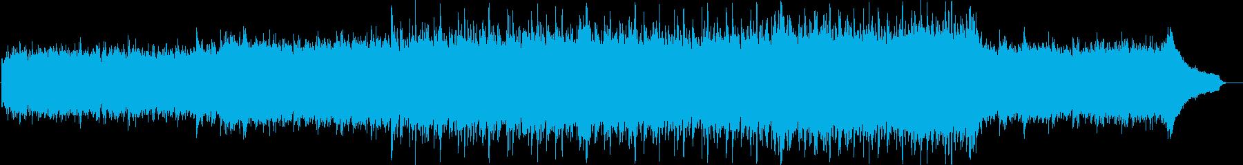 企業VPや映像63、オーケストラ、壮大bの再生済みの波形