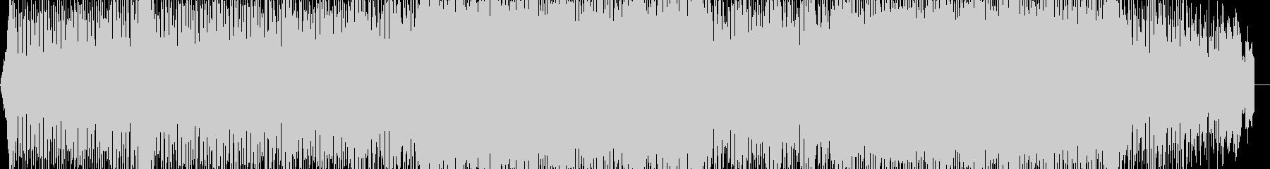 ❷アパレル・雑貨向き!テクノ/エレクトロの未再生の波形