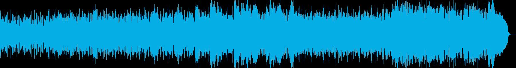 優しくつつむ感動ピアノ:合唱と弦抜きの再生済みの波形
