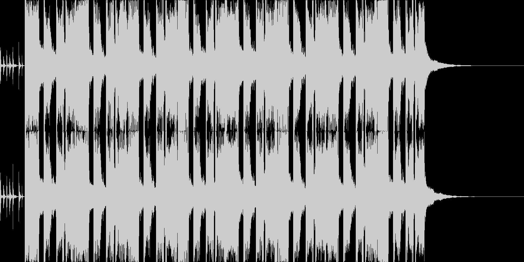 FuturePop、洋楽、ポップス、夏cの未再生の波形