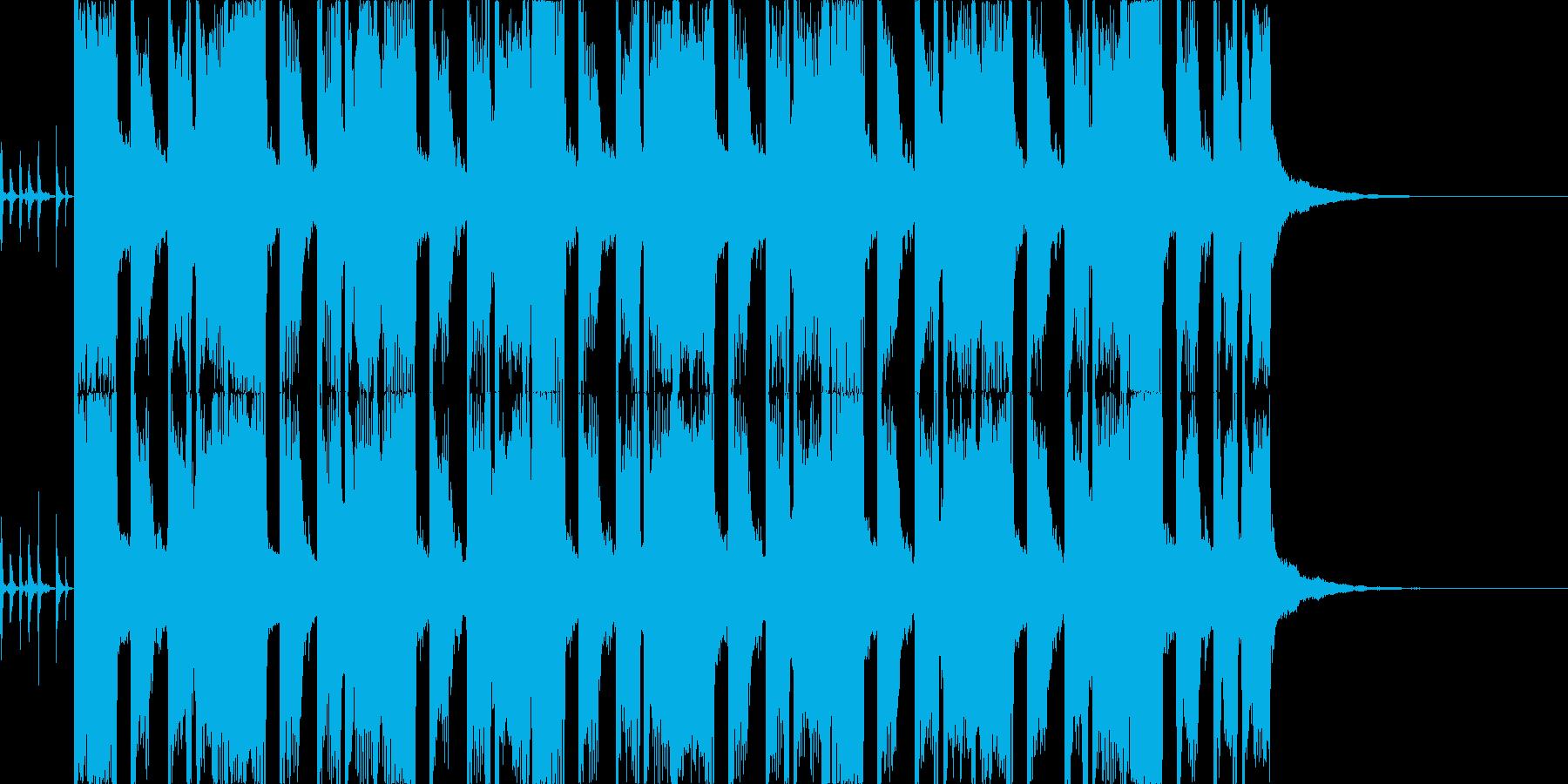 FuturePop、洋楽、ポップス、夏cの再生済みの波形