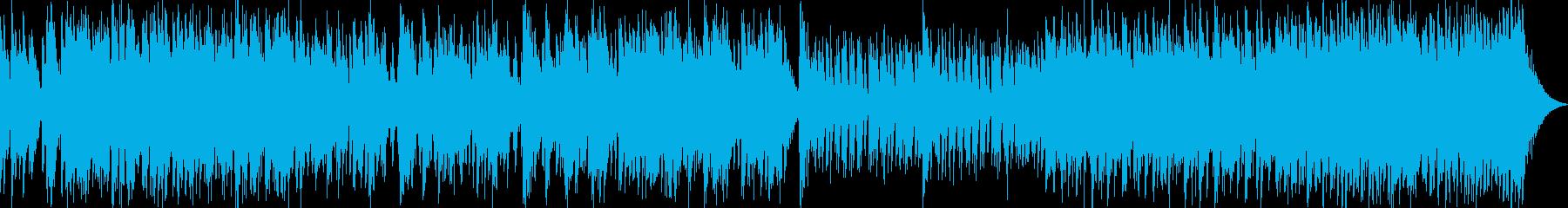 日本伝統音楽2(和太鼓)の再生済みの波形