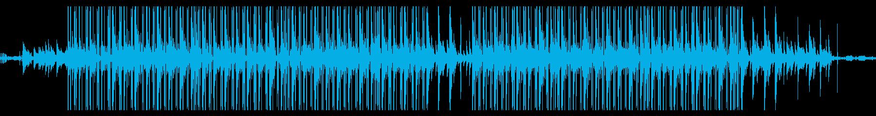 lo-fi系インストBGMです。の再生済みの波形