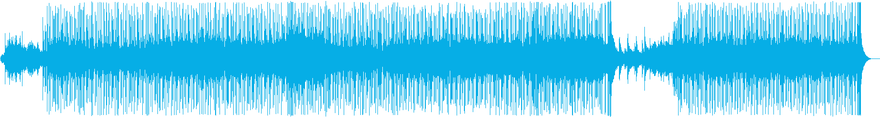 積極的。歌。穏やかでエネルギッシュ...の再生済みの波形