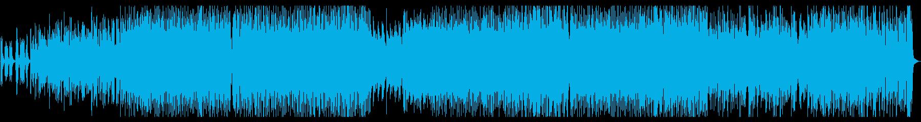 スムーズジャズ。長いソロの紹介とリ...の再生済みの波形