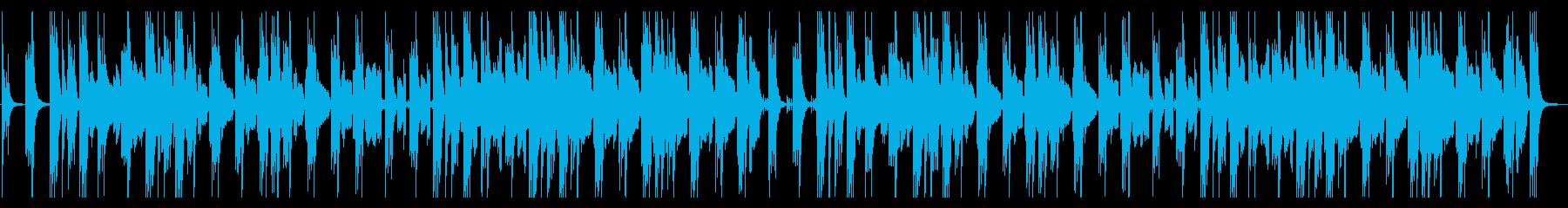 YouTube スティールパン・南国の再生済みの波形