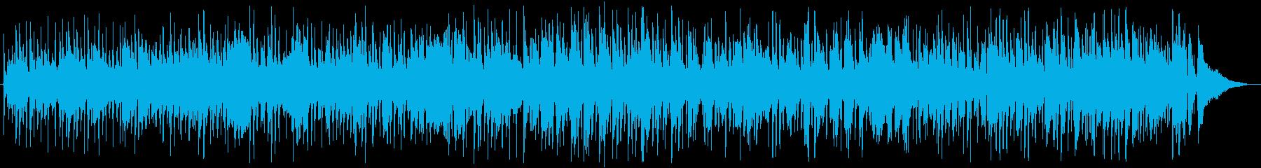 アコギ/ヴァイオリンのジプシージャズの再生済みの波形