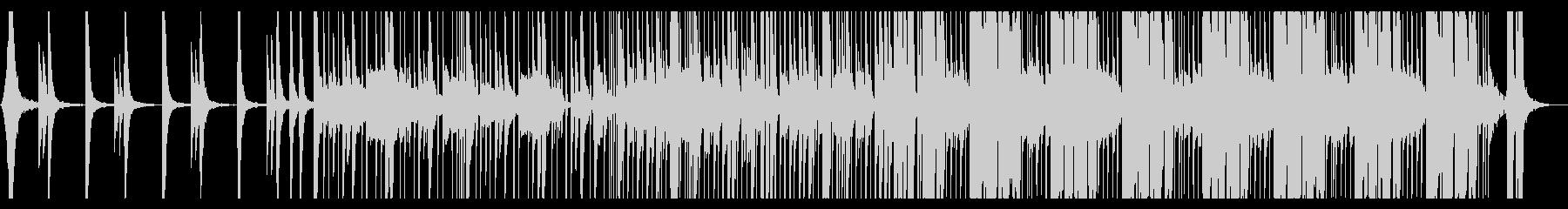 かわいいフューチャーベースNo386_2の未再生の波形