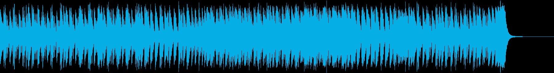 ディズニー風 マヌケ 面白い 動物の再生済みの波形