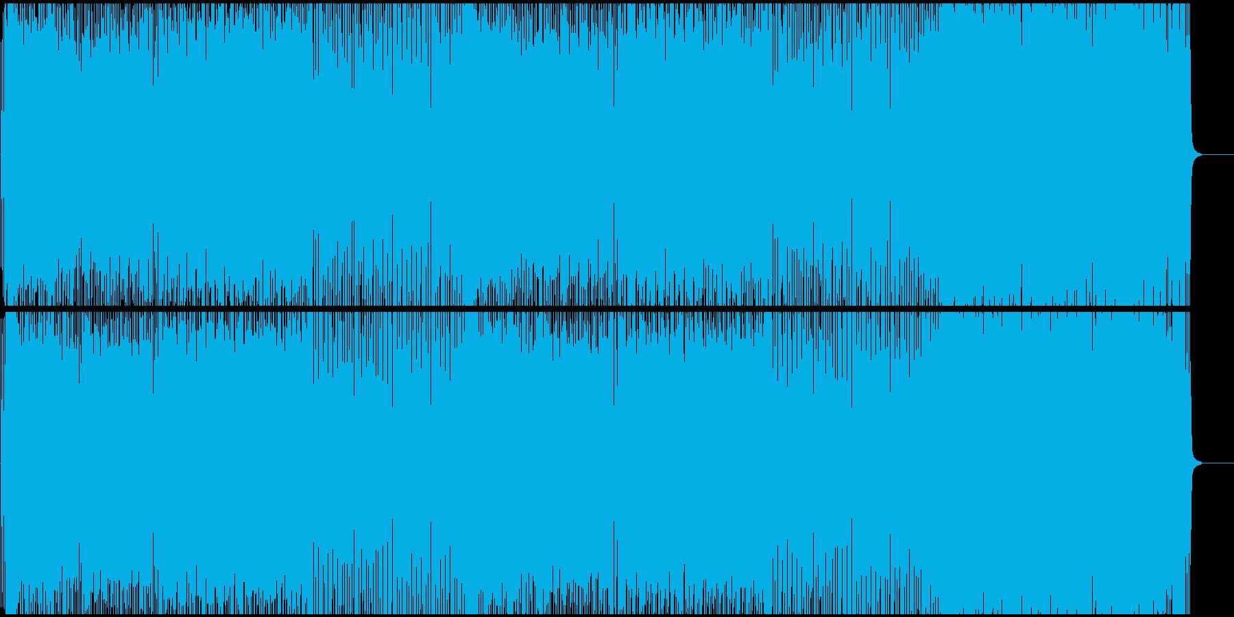 オープニング 元気 ドライブ 失踪の再生済みの波形