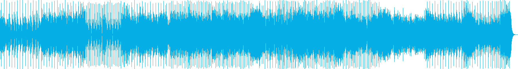 シューティングゲームで使われてそうの再生済みの波形