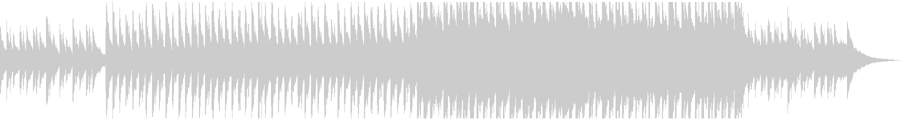 ティーン 現代の交響曲 劇的な 可...の未再生の波形