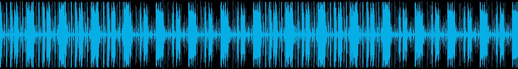 CFB-002 Loopの再生済みの波形