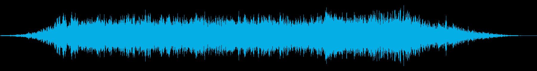 スペースファイター:武器なしの射撃...の再生済みの波形