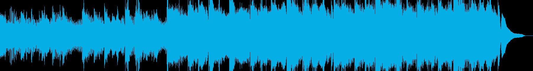 アンビエント ほのぼの 幸せ テク...の再生済みの波形