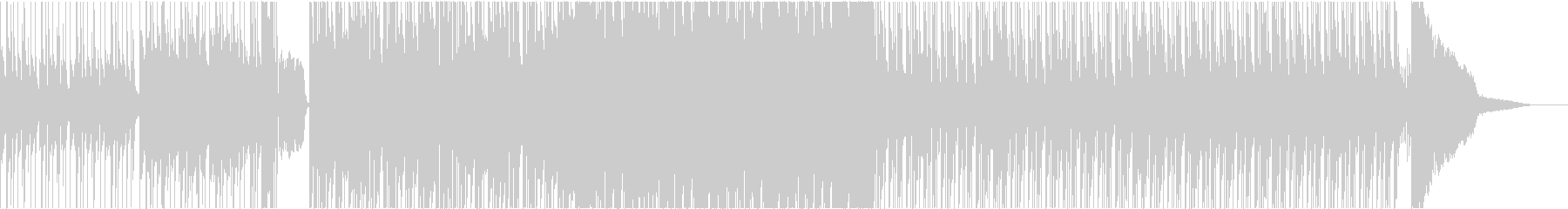 EDM anime アニメ 爽やか 動画の未再生の波形
