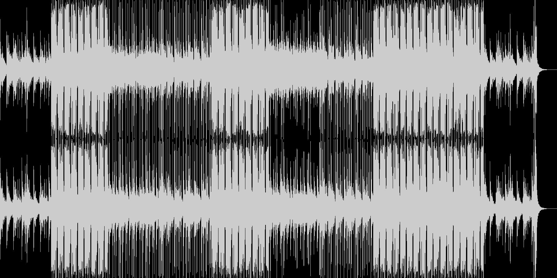 恋愛系に最適なLofiヒップホップBGMの未再生の波形