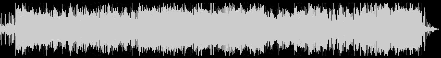 ゲームバトル用オーケストラエキサイトの未再生の波形