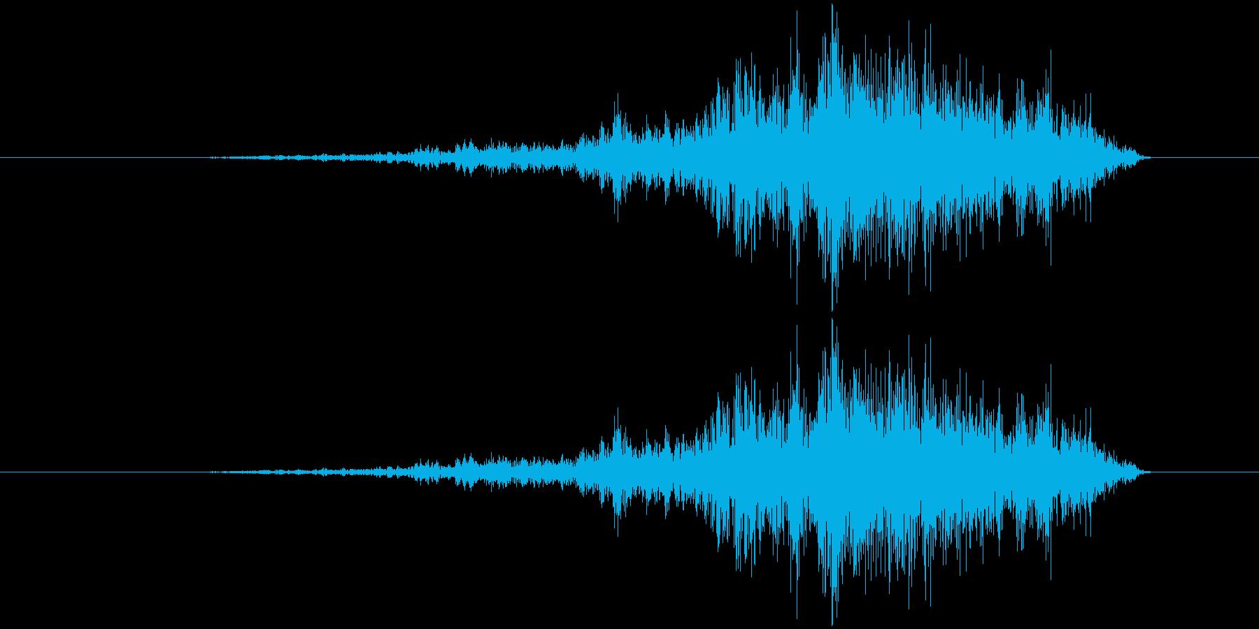 シュルリ(金属)の再生済みの波形