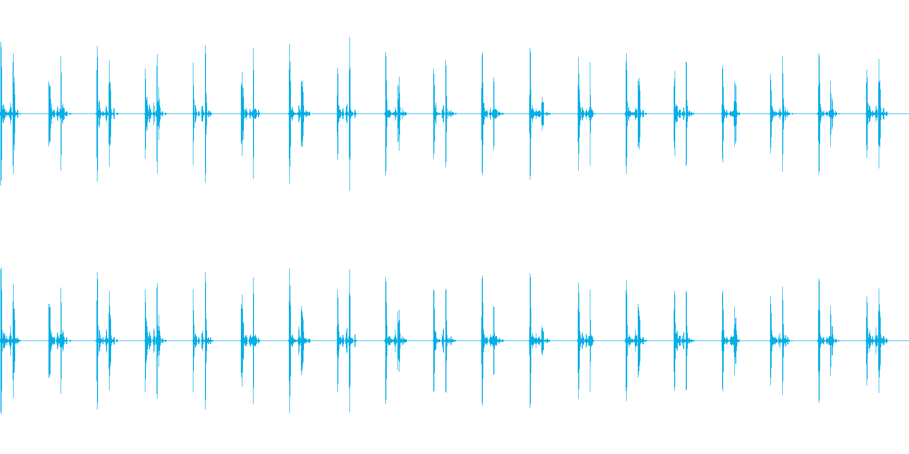 Heartbeat Synthes...の再生済みの波形