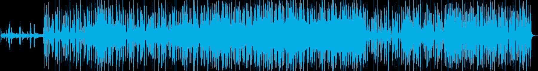 アンビエント90年代のテクノにイン...の再生済みの波形
